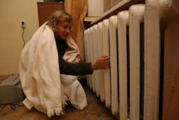 В Таганроге 79 жилых домов остались без тепла