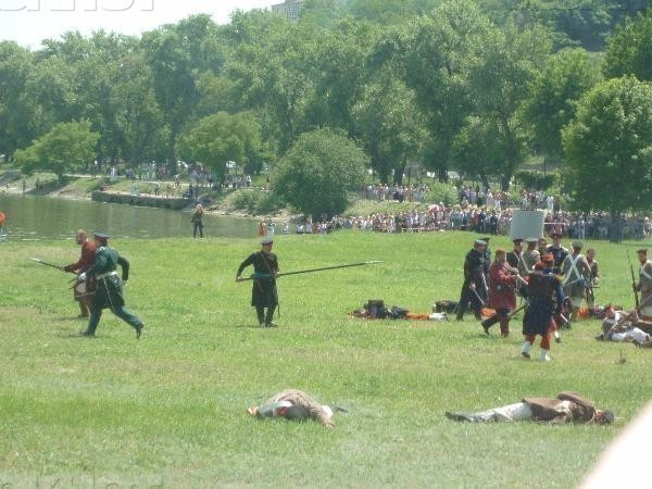 Реконструкции Русско-Крымской войны в Таганроге посвятят целый день