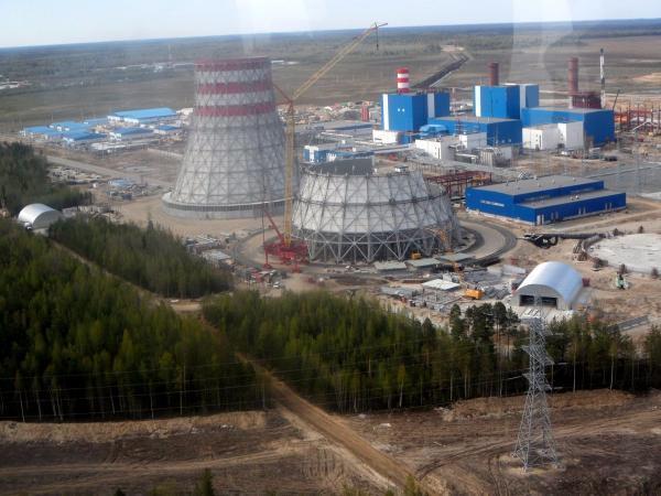 Произведенный ТКЗ «Красный котельщик» котел для Серовской ГРЭС подтвердил заявленные показатели
