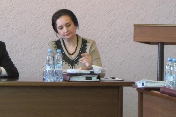 Председателем городской Думы Таганрога стала Инна Титаренко