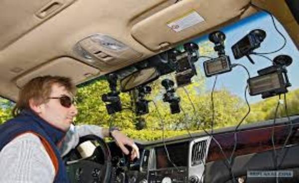 Закон о записях с видеорегистраторов вступит в силу с 7 мая