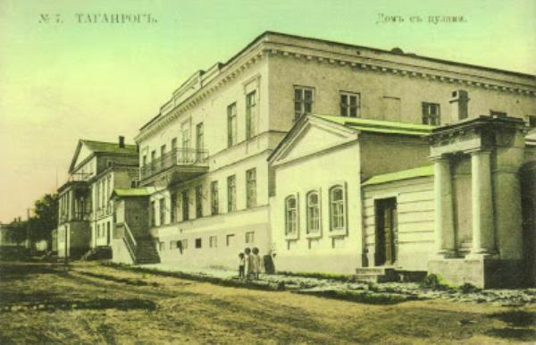 О тебе, любимый город: не сохранившийся особняк Ивана Варваци