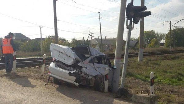 В пригороде Таганрога железнодорожные переезды проверят на безопасность