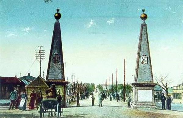 С предложением восстановить исторический памятник выступил житель Таганрога