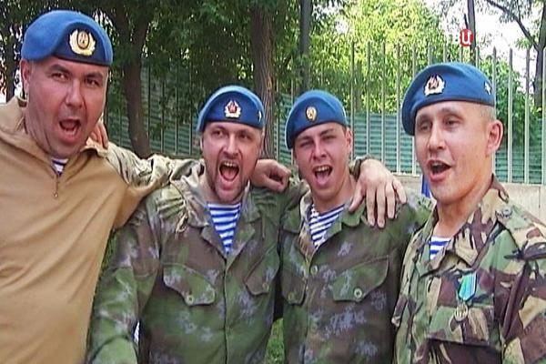 Москва отметит День ВДВ празднованиями вПарке Горького и«Сокольниках»