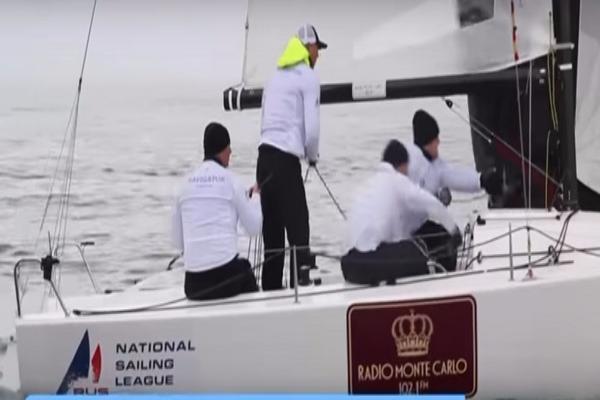 Команда таганрогских яхтсменов покорила сочинские волны