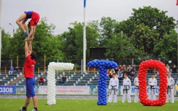 8 орловских спортсменов отправятся нафестиваль ГТО воВладимир