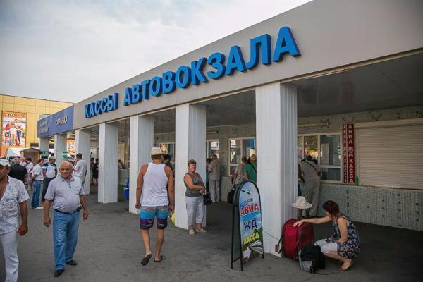 Жители Таганрога остались без документов в Анапе