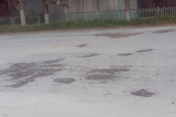 «Секретный состав» ремонтно-дорожной смеси раскрыли власти Таганрога