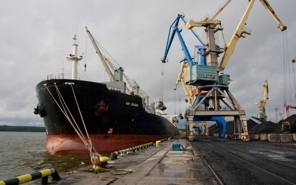 Вначале осени грузооборот портов Эстонии уменьшился на25%