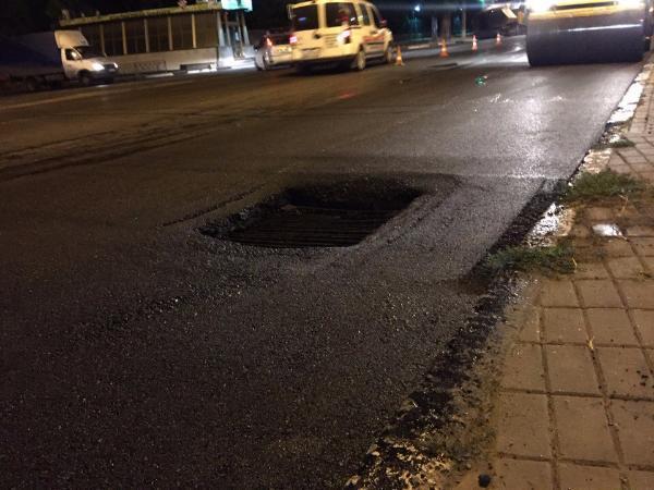 Автолюбители нашли недочеты в проведенном ремонте дорог Таганрога