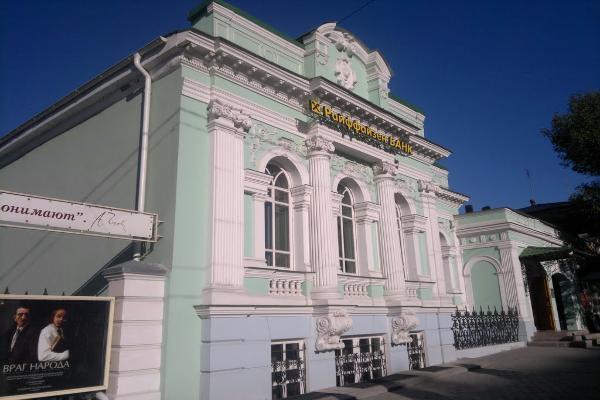 О тебе любимый город: Дом Клавдии Поповой