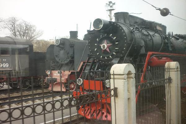 В Таганрог приедет ретро – поезд Победы