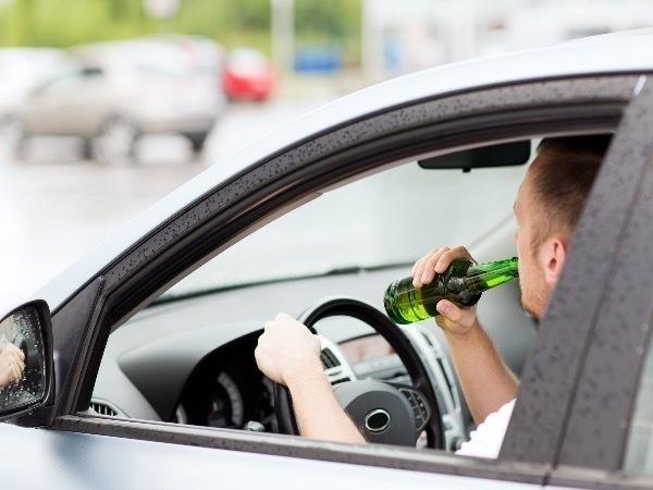 В Таганроге водитель не первый раз садиться за руль пьяным