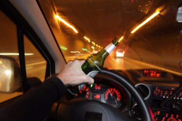 Под Таганрогом задержан пьяный водитель