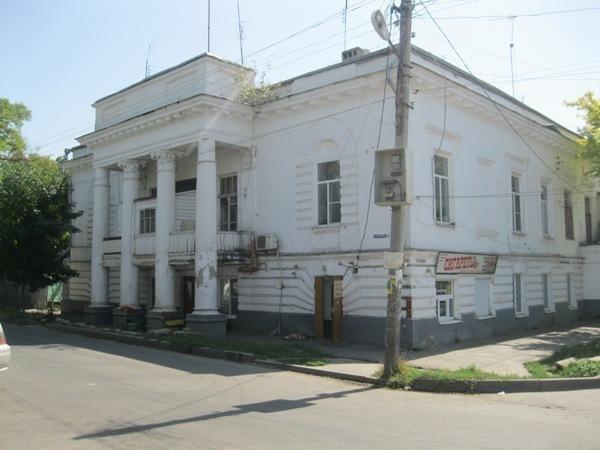 Старинные постройки Таганрога продолжают разрушаться