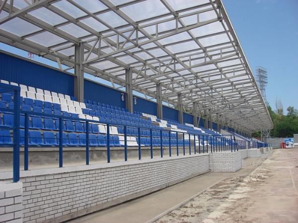 Андрей Лисицкий: В настоящее время все последствия возгорания стадиона «Торпедо» устранены