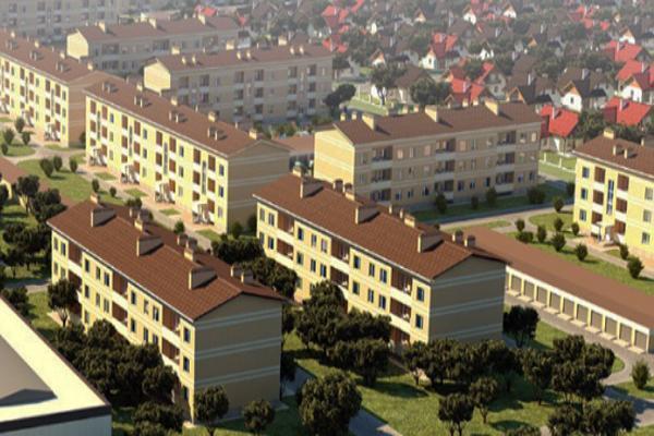 В жилкомплекс Андреевский переедут 48 семей из аварийных домов