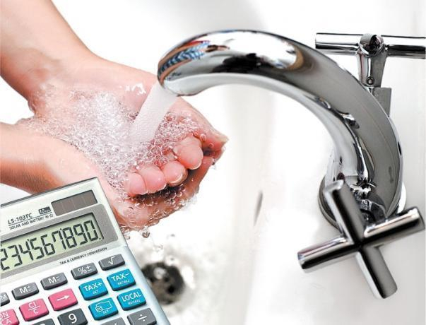 Водоканал вернул таганрожцам деньги за оплату холодной воды