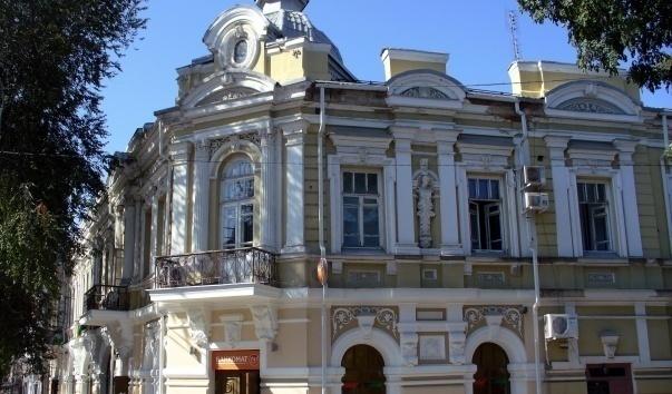 О тебе, любимый город: Дом купца Гладкова