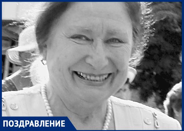 Сегодня 80 лет исполняется почетному гражданину Таганрога Полине Ивановне Маевой
