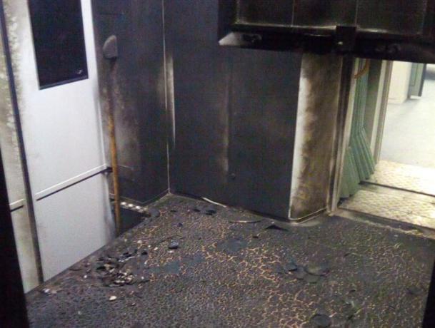 Неизвестный устроил подрыв в электричке «Успенская-Таганрог»