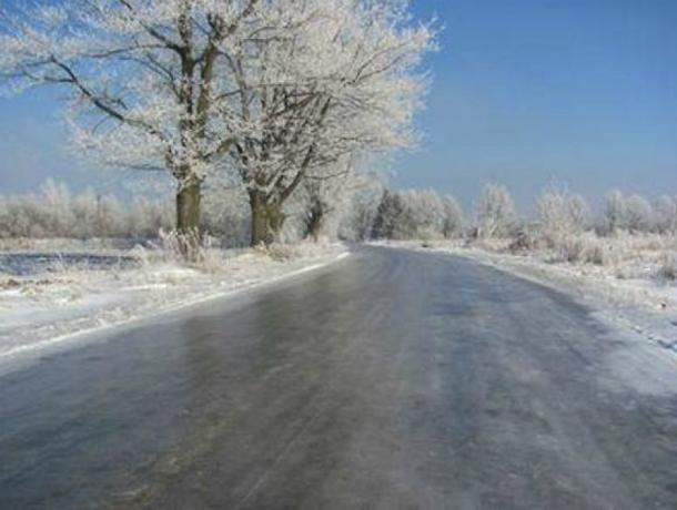 Ледяной дождь, гололед и сильный ветер прогнозируют синоптики в Таганроге и Ростовской области