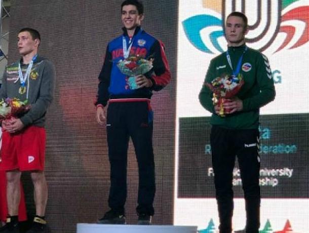 Таганрожец  Вадим Туков одержал победу  на Чемпионате мира по боксу