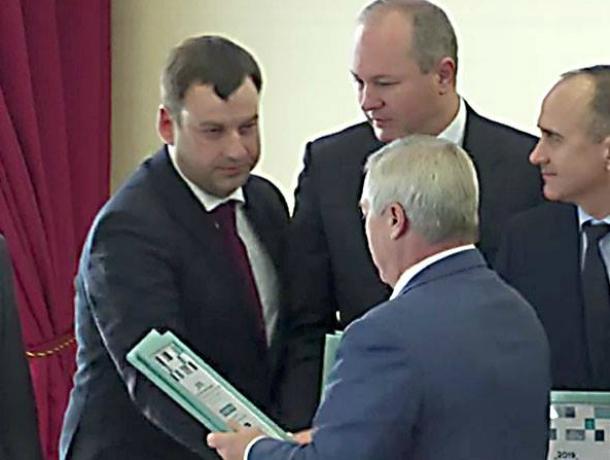 Сити-менеджер Таганрога Андрей Лисицкий удостоился диплома областного конкурса
