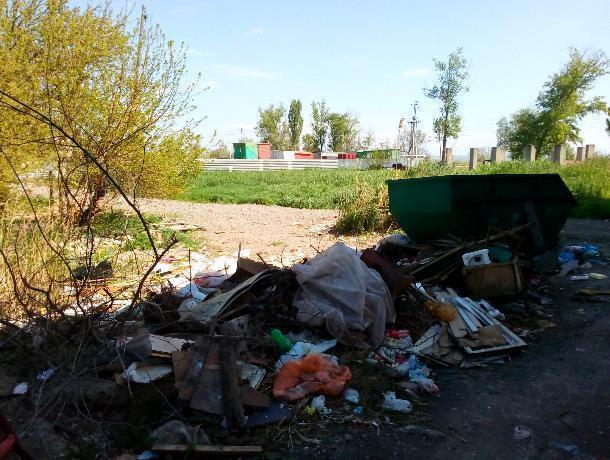 «Адмирал» в Таганроге недобропорядочные горожане забрасывают мусором