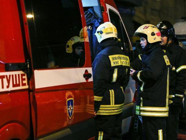 Новый год таганрожцы встретили с «огоньком»  – произошло подряд два пожара
