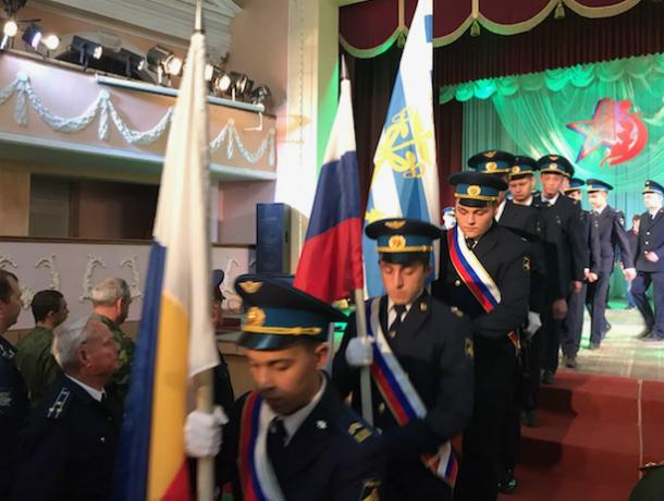 Сегодня в Таганроге отметили  День призывника