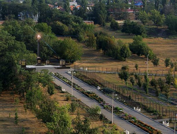 В Таганроге депутаты  согласились  соединить два парка