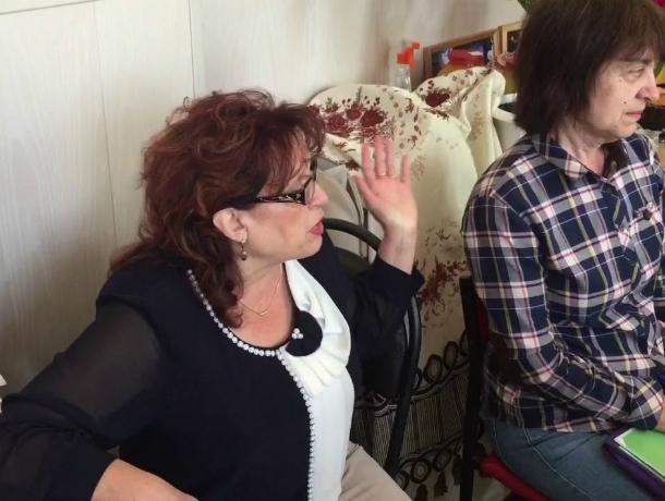 Депутаты Третьяков и Анищенко  встретились с инвалидами Таганрога и выслушали их проблемы