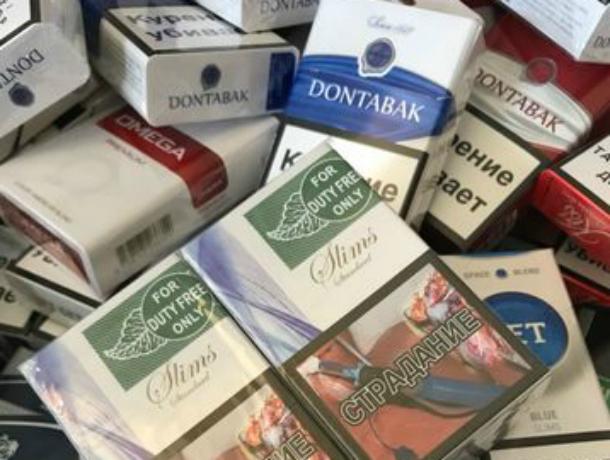 Южная таможня задержала более чем на семь миллионов рублей табачной продукции