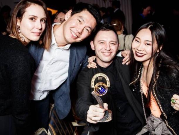 Таганрожец Рома Зверь стал обладателем престижной премии «Золотая арка»