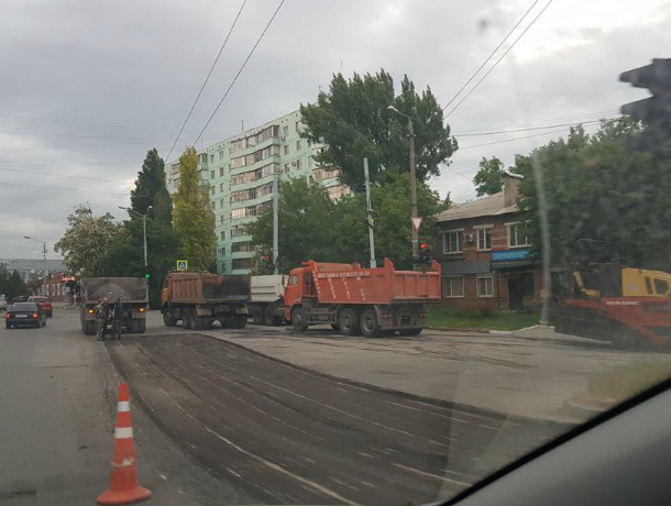 Долгожданный ремонт на Бакинском мосту  Таганроге начался