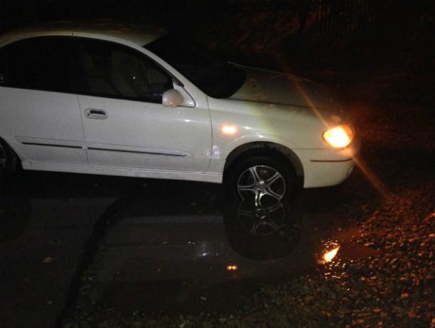 В Таганроге пострадавшие  будут судиться с Водоканалом за испорченный автомобиль в раскопках  этого  МУПа