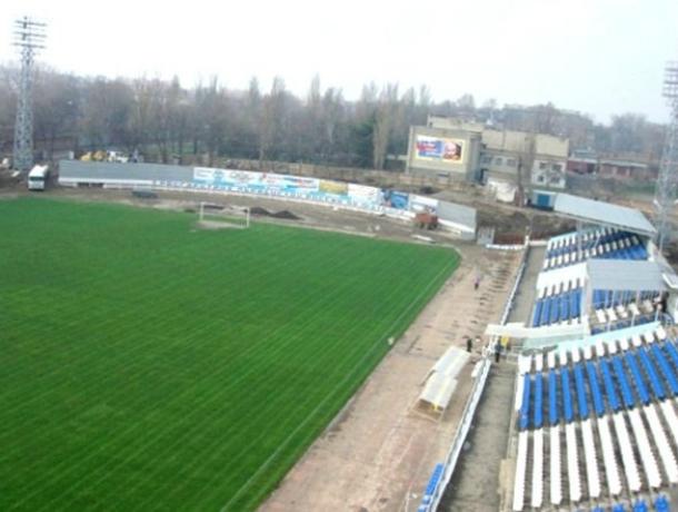Стадион «Торпедо» в Таганроге почти готов к ЧМ- 2018