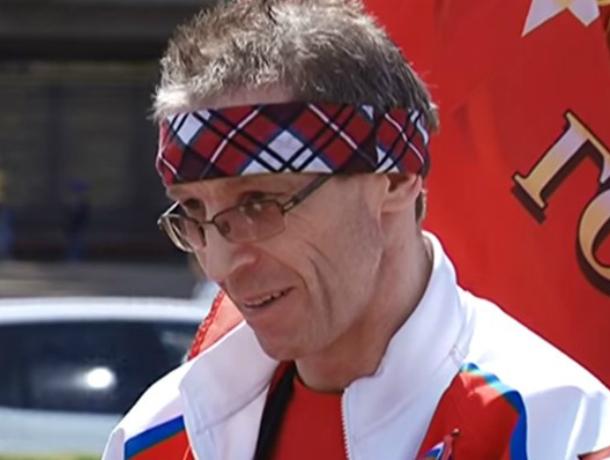 Парапутешественник из Таганрога Игорь Скикевич получил медаль им.Рикорда за выдающийся вклад в развитие Дальнего Восток