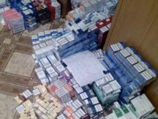 Борьба  незаконным оборотом табачной продукцией набирает обороты