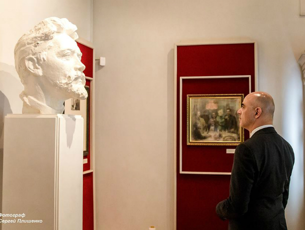 Мечта Президента Швейцарии сбылась – он посетил родину А.П.Чехова (фоторепортаж)
