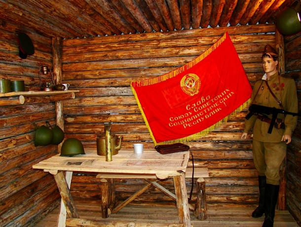 Таганрогский военно-исторический музей открыт через четыре года после пожара