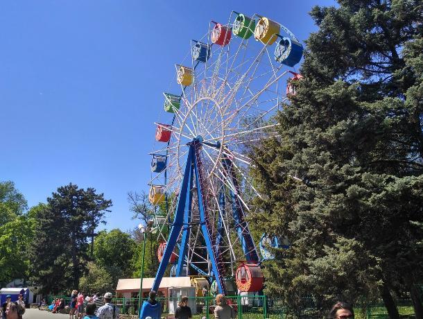 1 500 рублей — средний чек на отдых в парке имени М. Горького в Таганроге