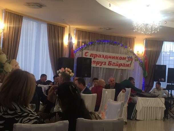 Азербайджанская диаспора  Таганрога пригласила гостей на Новруз Байрам