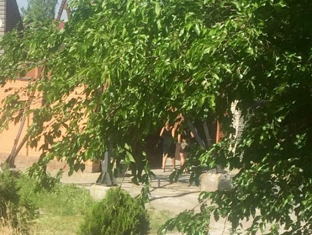 Таинственный домик в Таганроге - не то банька, не то что -  привлек внимание любителя жаркого пара