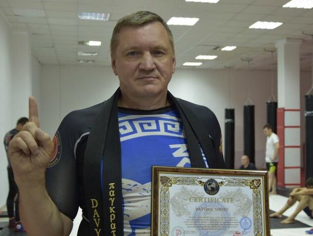 На первый чемпионат России поедут ростовские и таганрогские бойцы