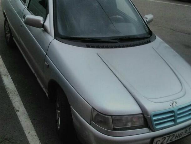 В Таганроге угнан отечественный  автомобиль