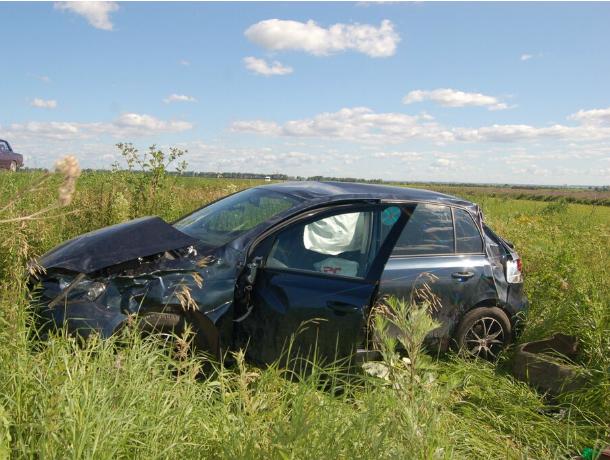 Жуткое ДТП натрассе Ростовской области закончилось гибелью водителя