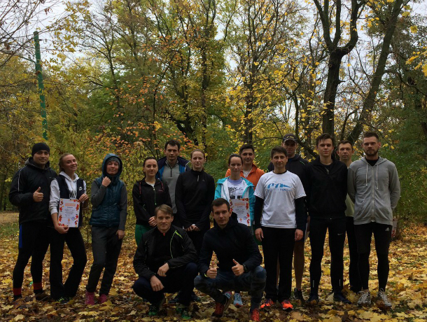 Молодые таганрожцы ищут компанию для занятий бегом